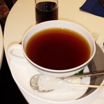 ロカンダ - セットの紅茶