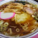 恵華 - ワンタン麺