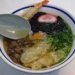 黒田藩 - 料理写真:年明けうどん