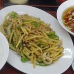 麺厨房 - 青椒肉絲
