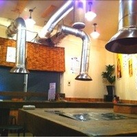 炭焼和牛 七福 - 特徴的な建物で隠れ家チックなお店です!
