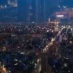 34594716 - 窓からの夜景その1