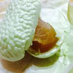 蜂の家 - まゆ最中 柚子