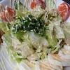 ふつうのサラダ(ゴマorシーザー)