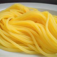 生パスタ専門店センプレ - 小麦の風味とツルッとのど越し、そしてモチモチ食感!乾麺とは別格の美味しさです。