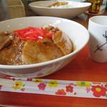カレーのJUNYA - 豚丼(JUNYA特製ダレ)