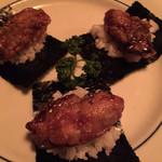 Ichioku - かきめし(10~3月のみ)牡蠣がフワフワ。