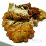 チキン南蛮亭 - 料理写真:Big南蛮弁当のおかず