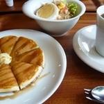ティムタム - 手作りパンケーキモーニング