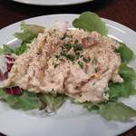 ビストロテテ - スモーク卵のポテトサラダ