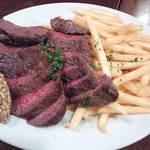 ビストロテテ - 黒毛和牛ステーキ&山盛りフレンチフライ