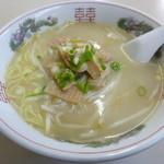 広東 - 料理写真:ホルモンラーメン