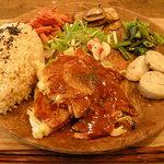 シバヨウ 高松店 - 玄米ベジプレート