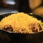 和たん酒みやび - ●生姜鍋 こちらの鍋ですが なめてはいけません!!!!! 生姜が1回の鍋で3度変化しました!