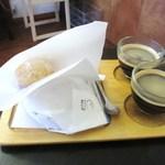 ハリッツ - ドーナツとコーヒー