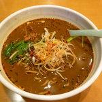34601956 - 黒胡麻坦々麺