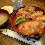 天吉 - 濱天丼