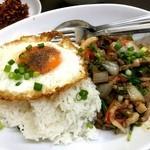 ノング インレイ - イムキィムご飯 700円
