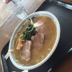 ナチュラル - 料理写真:味噌チャーシュー麺