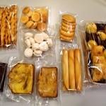 トラットリア チェーロ - Cieroの焼き菓子(こんなに一杯入って税込1000円)