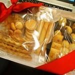 トラットリア チェーロ - Cieroの焼き菓子