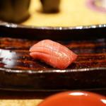 鮨 銀座 鰤門 - 中トロ