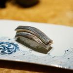 鮨 銀座 鰤門 - 小鰭
