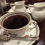椿屋カフェ - 椿屋ブレンド