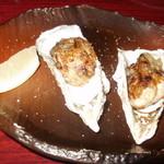 34609963 - 広島産牡蠣バター(2ヶ)