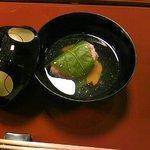3461126 - 10年3月おもてなし懐石・アマダイ桜蒸し