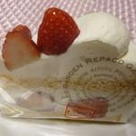 レパコ - イチゴケーキ