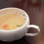 ラップカフェ - スープ