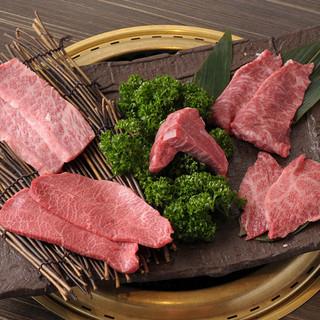 三大和牛「近江牛」専門の焼肉店