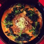 丸子家 - 坦々麺
