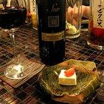 3462609 - 鮪のテリーヌが美味しくてワインに移行