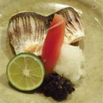 代官山 米花 - 季節の焼き魚。