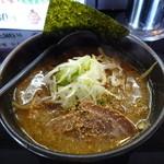 34621285 - 加茂川とんこつ醤油(780円)