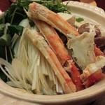 和笑 - カニ鍋