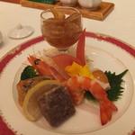 中国料理 上海菜館 - 前菜