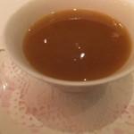 中国料理 上海菜館 - ふかひれスープ