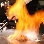 ステーキ・海鮮焼 かな -