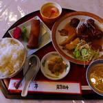 玲鈴 - 肉団子の甘香酢仕立て(ランチ)