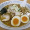 カレーらーめん じぇんとる麺 - 料理写真:こくみそラーメン+あじ玉