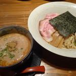 34627613 - つけ麺(濃厚魚介しょうゆ)【