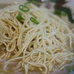 花京 - 細麺の替え玉
