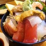 34633907 - (1/29)海鮮丼