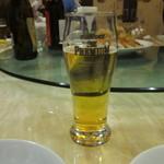 34634625 - ビール最初は瓶で・その後は生で