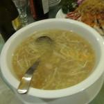 34634626 - 蟹肉入りふかひれスープ