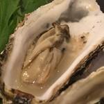大名やぶれかぶれ - 生牡蠣