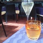 Domusu - 乾杯のノンアルシャンパン